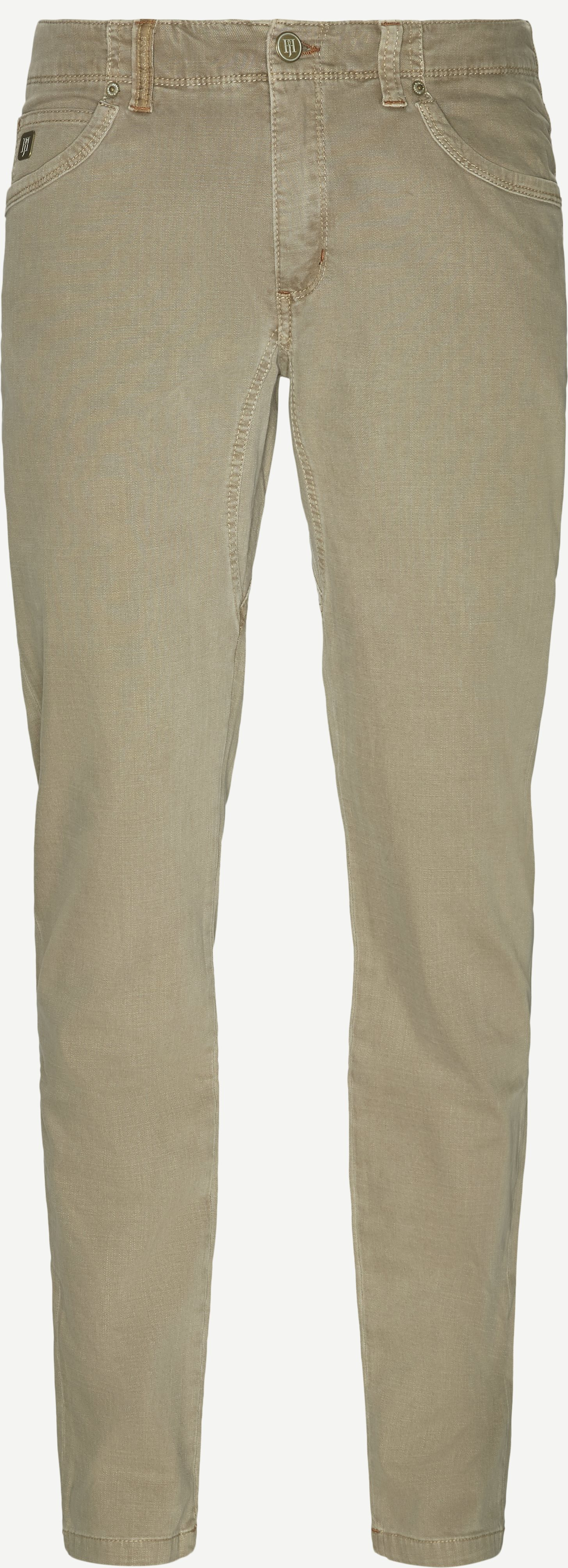 Jeans - Regular - Sand