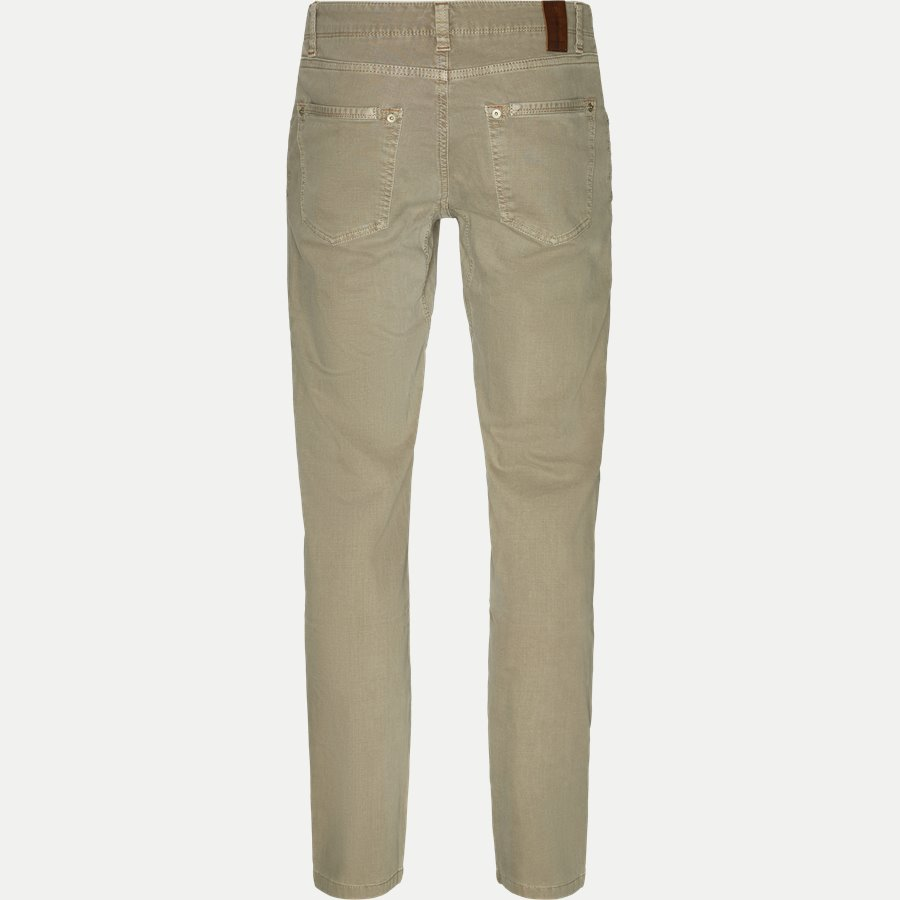 90929 5-PKT CUT 'N SEW PANTS, EAGLE - Cut 'N Sew Jeans - Jeans - Regular - SAND - 2