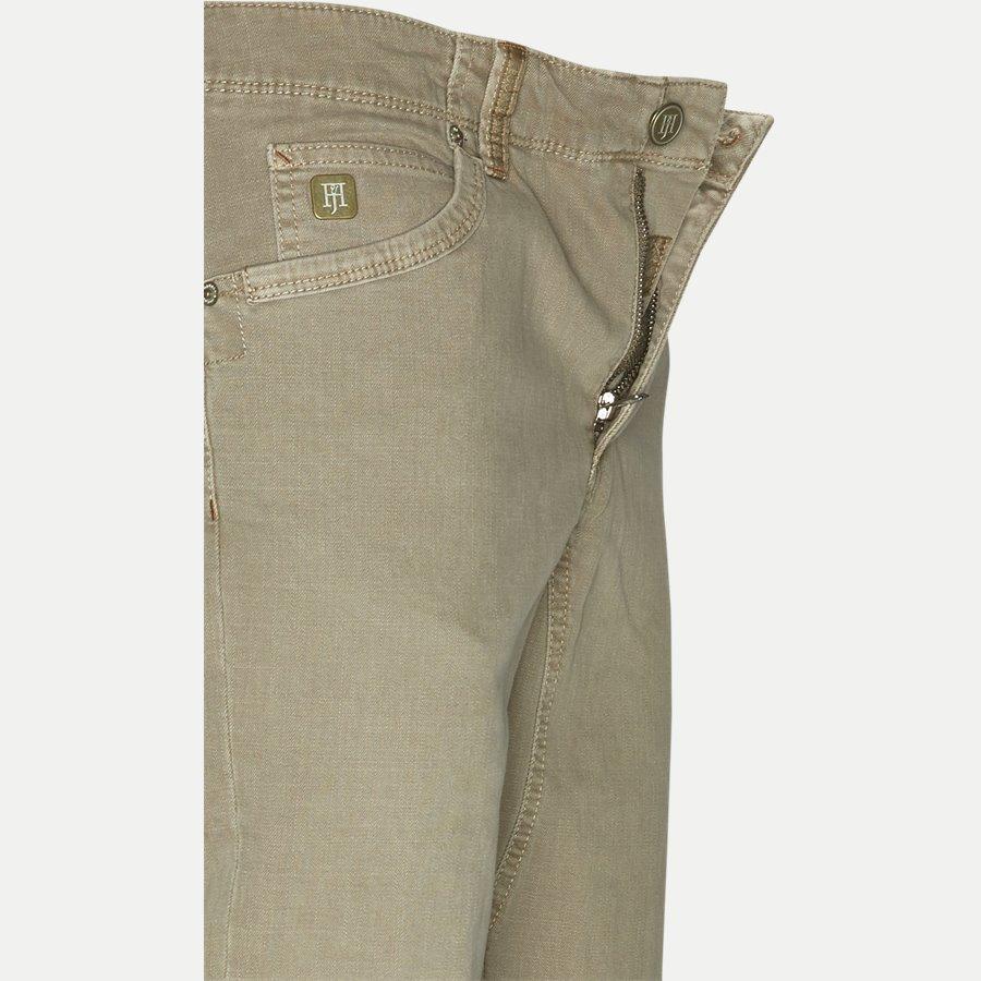 90929 5-PKT CUT 'N SEW PANTS, EAGLE - Cut 'N Sew Jeans - Jeans - Regular - SAND - 4