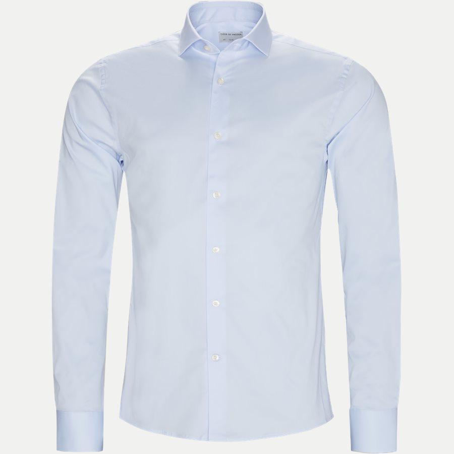 39243 FARRELL 5 - Farrell5 Skjorte - Skjorter - Slim - BLÅ - 1
