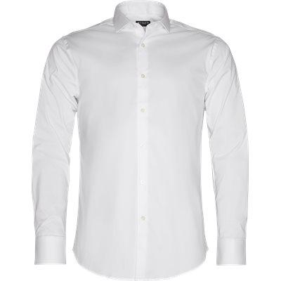 Farrel5 Skjorte Slim | Farrel5 Skjorte | Hvid