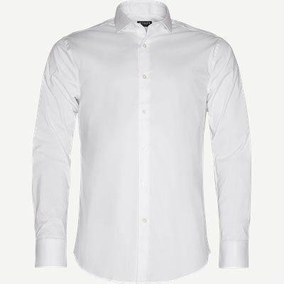 Farrell5 Skjorte Slim | Farrell5 Skjorte | Hvid