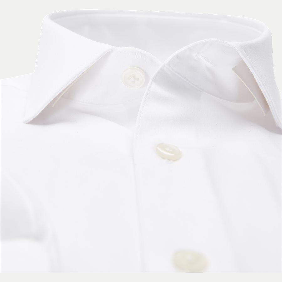 39243 FARRELL 5 - Farrell5 Skjorte - Skjorter - Slim - HVID - 3