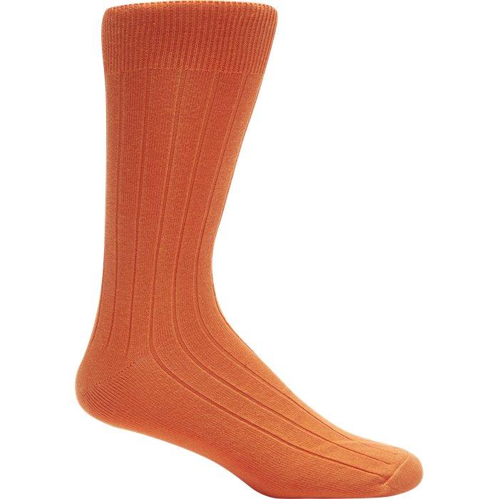Drops - Strømper - Orange