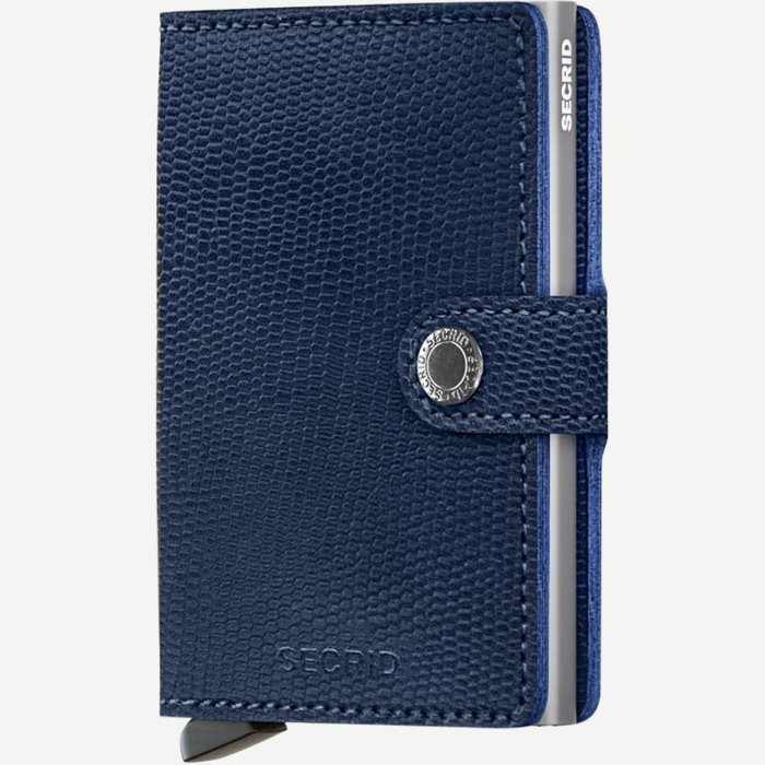 Mra Rango Mini Wallet - Accessories - Blå