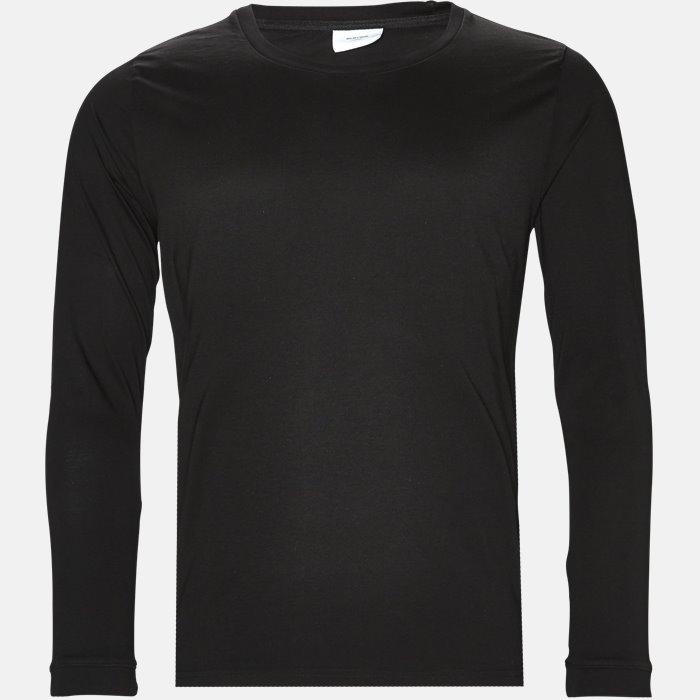 LONGSLEEVE T-shirts - Langærmede T-shirts - Sort