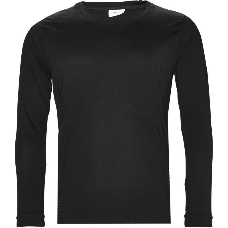 Billede af SON OF A TAILOR LONGSLEEVE T-shirts Black