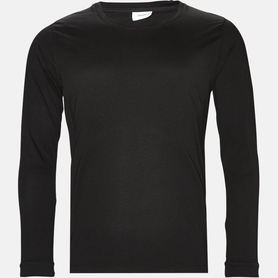 LONGSLEEVE - LONGSLEEVE T-shirts - T-shirts - BLACK - 1