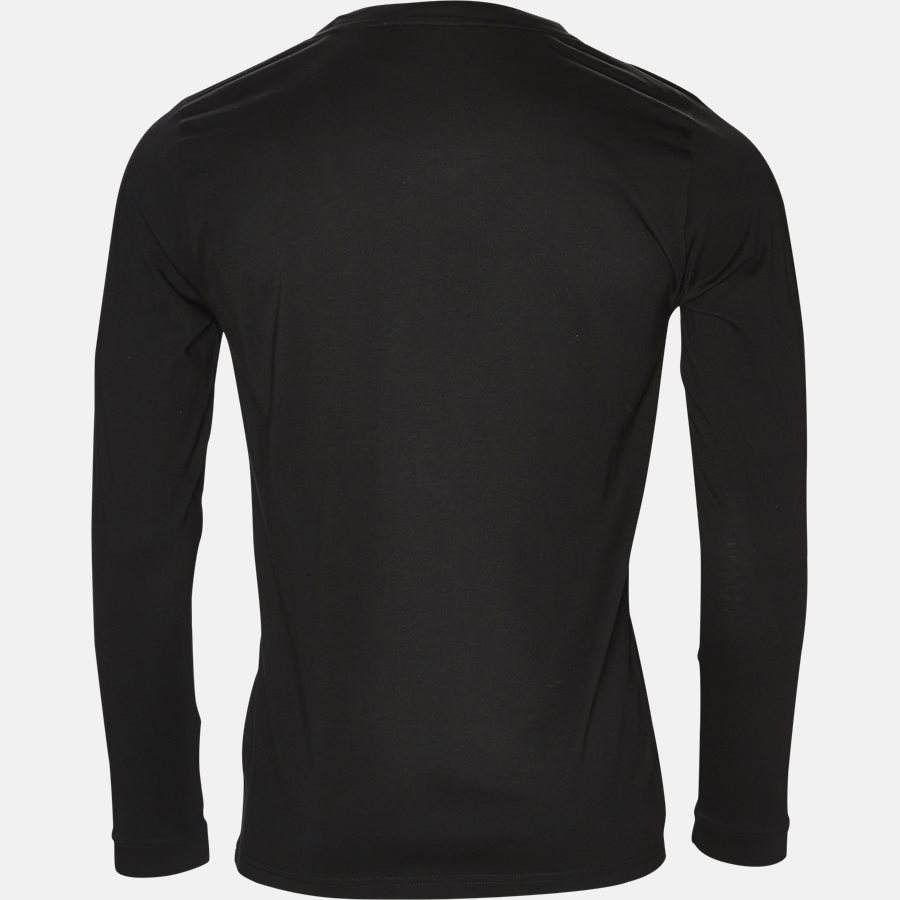 LONGSLEEVE - LONGSLEEVE T-shirts - T-shirts - BLACK - 2