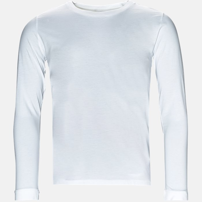 LONGSLEEVE T-shirts - Langærmede t-shirts - Hvid