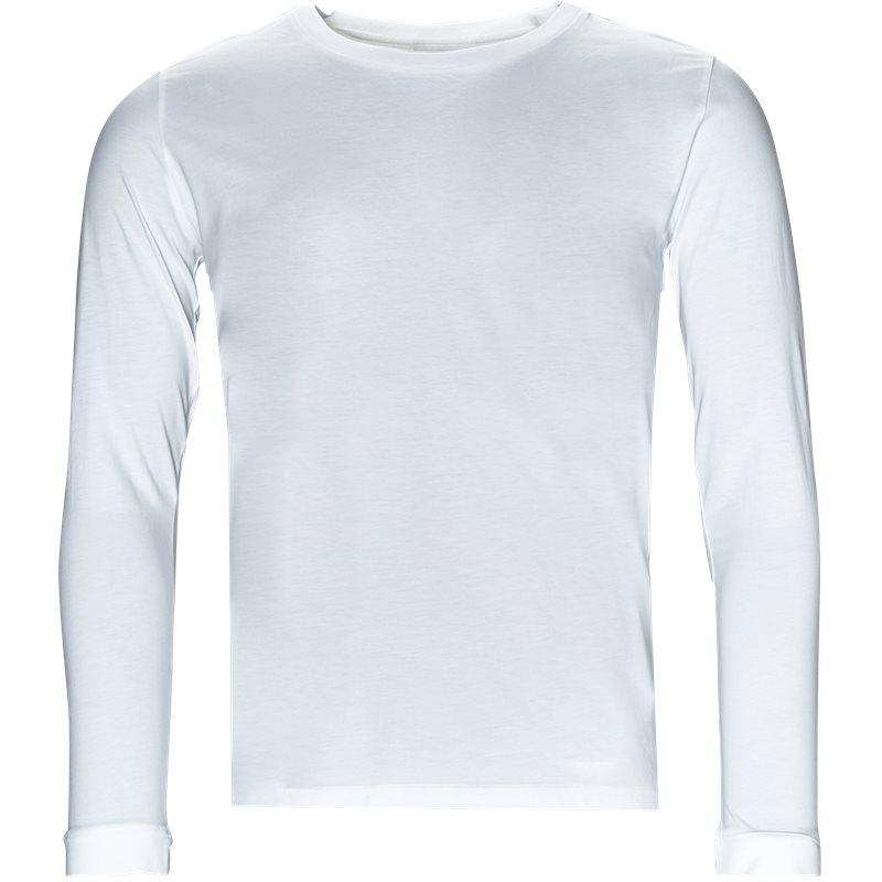 Billede af SON OF A TAILOR LONGSLEEVE T-shirts White
