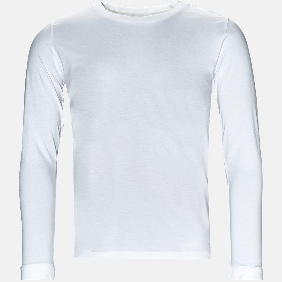 LONGSLEEVE - LONGSLEEVE T-shirts - T-shirts - WHITE - 1