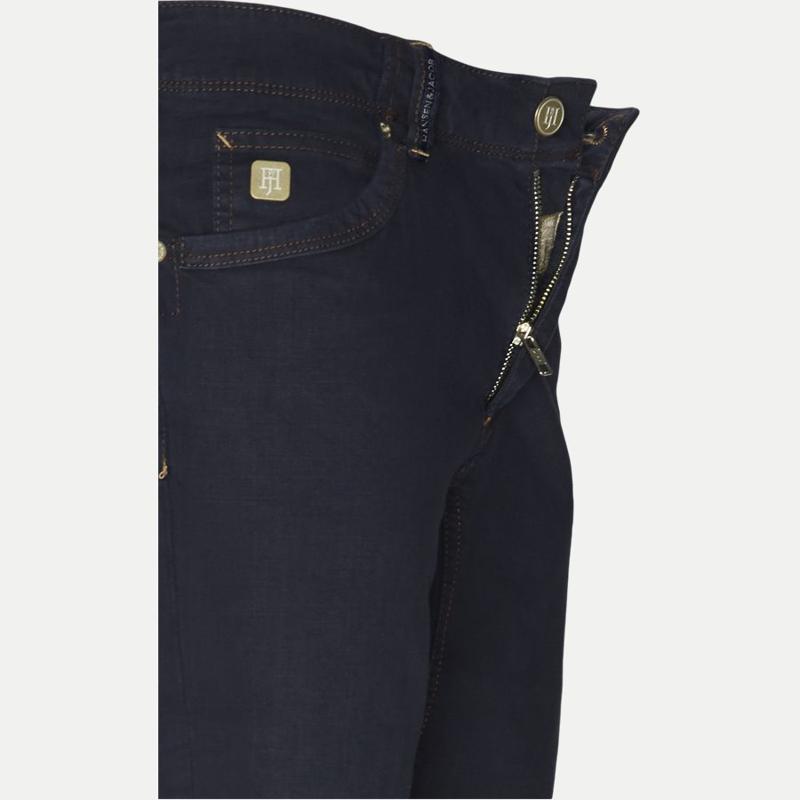 90929 5-PKT CUT´N SEW - Cut 'N Sew Jeans - Jeans - Modern fit - NAVY - 4