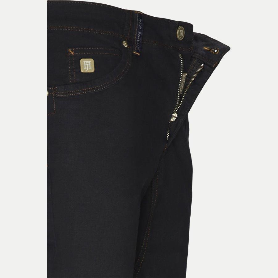 90929 5-PKT CUT´N SEW - Cut 'N Sew Jeans - Jeans - Modern fit - SORT - 4