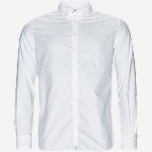 Oxford Shirt Casual fit | Oxford Shirt | Hvid