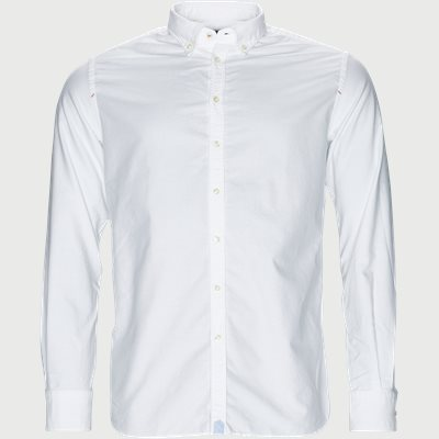 Oxford Shirt Casual fit | Oxford Shirt | Hvid
