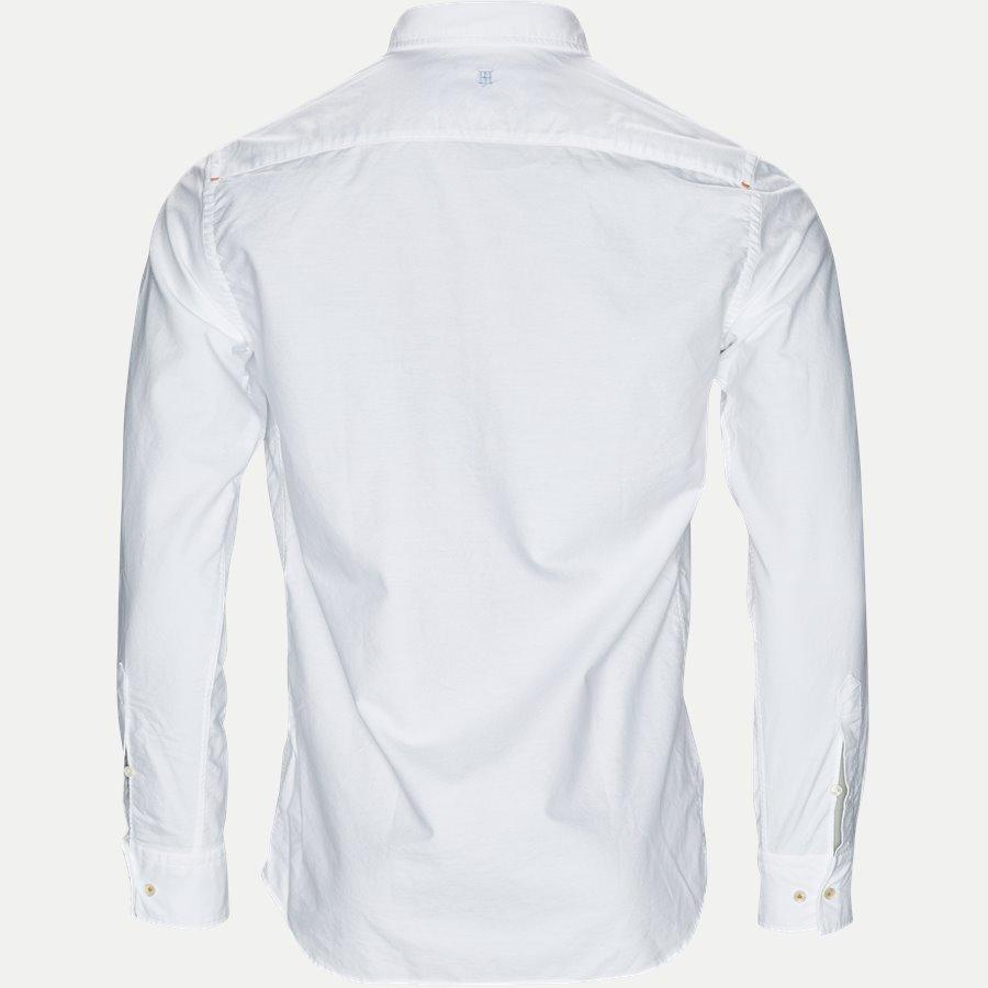 92062 OXFORD SHIRT - Oxford Shirt - Skjorter - Casual fit - HVID - 2