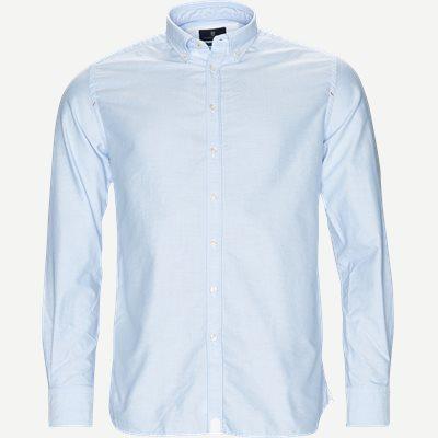 Oxford Shirt Casual fit | Oxford Shirt | Blå
