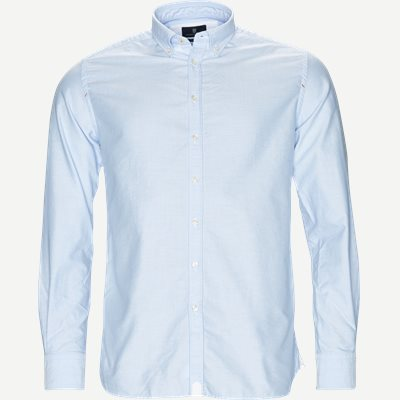 Oxford Shirt Casual fit | Oxford Shirt | Blå