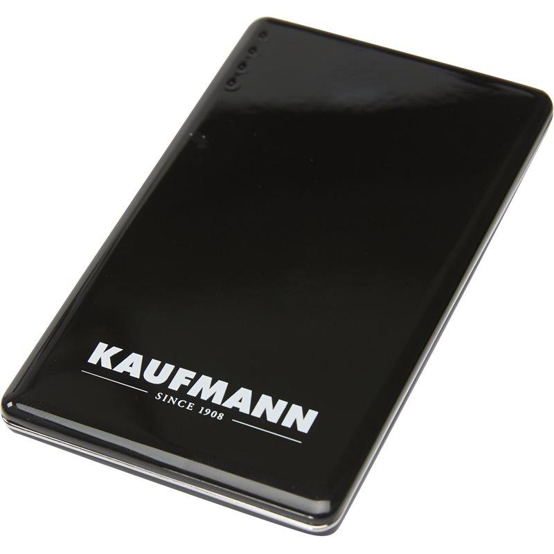Kaufmann - powerbank fra kaufmann fra kaufmann.dk