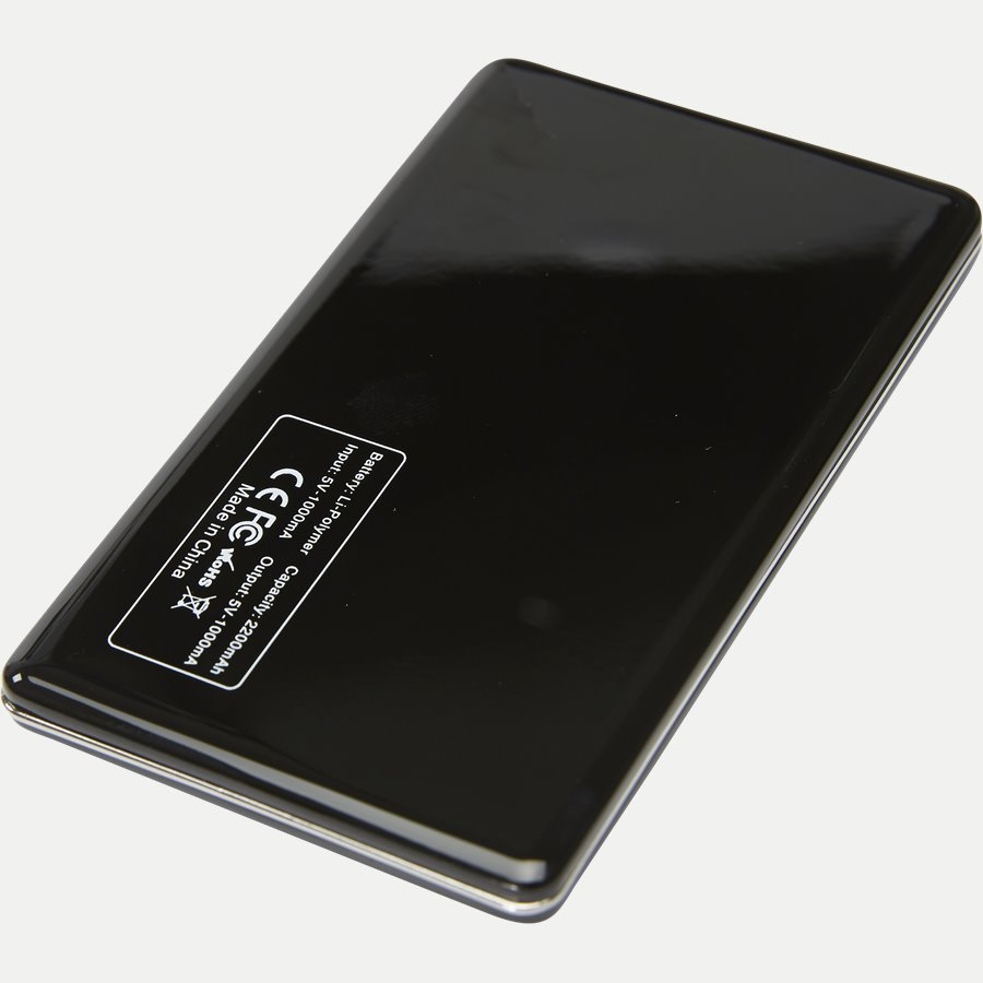 POWERBANK - Powerbank - Accessories - BLACK - 2