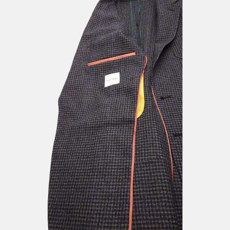1533 A13 - Jakke - Blazer - Slim - GREY - 8