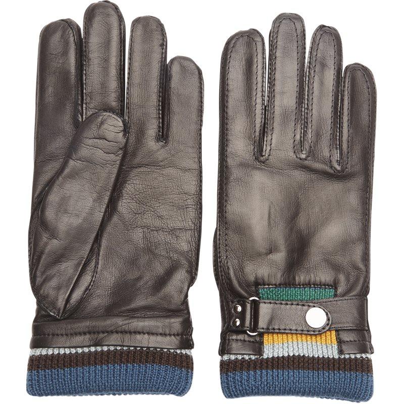 Paul smith accessories 810d g186 handsker black fra paul smith accessories fra Edgy.dk