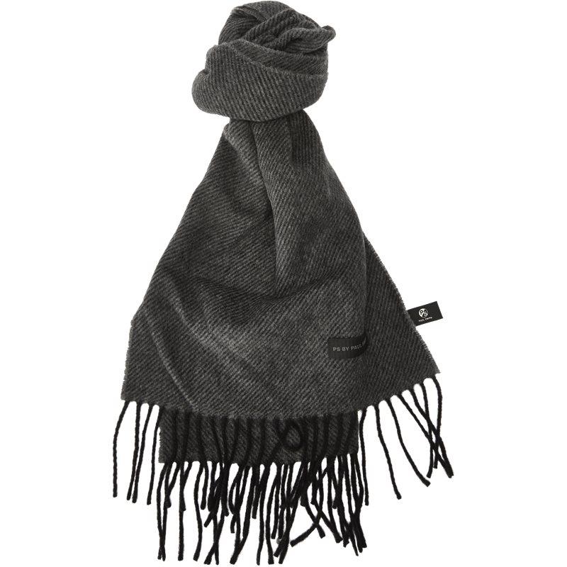 Paul smith accessories 788d s88 tørklæder d.grey fra paul smith accessories fra Edgy