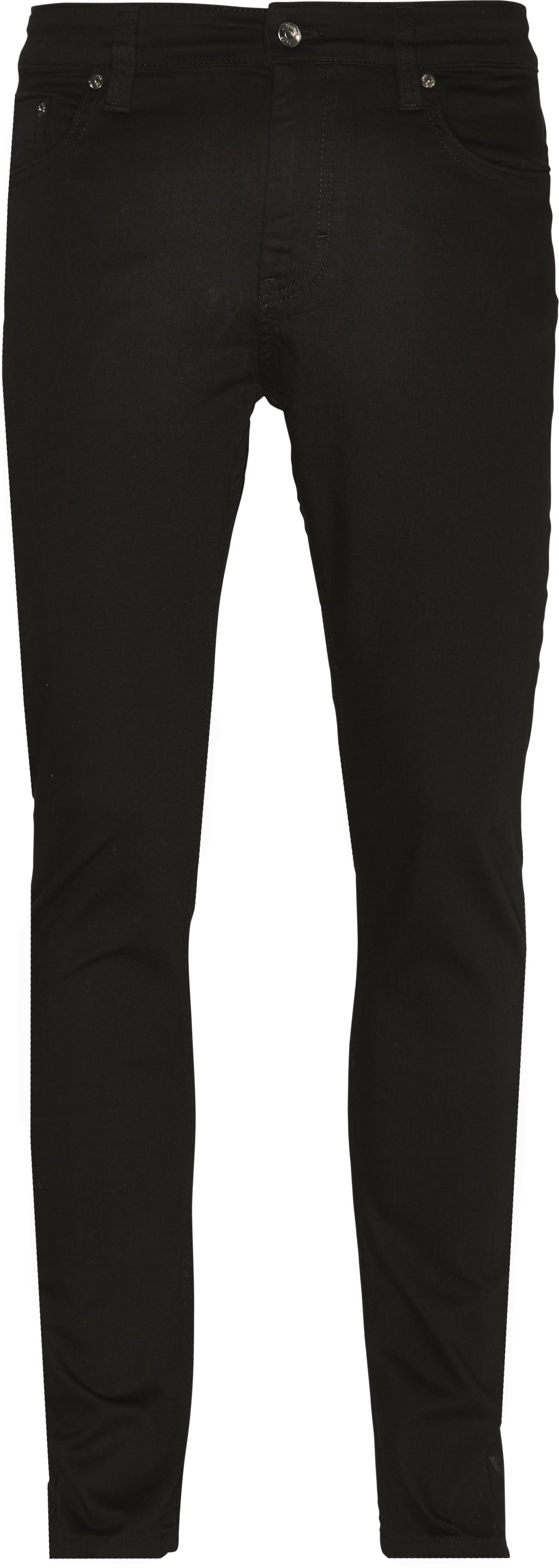 Sicko New Black - Jeans - Regular - Sort