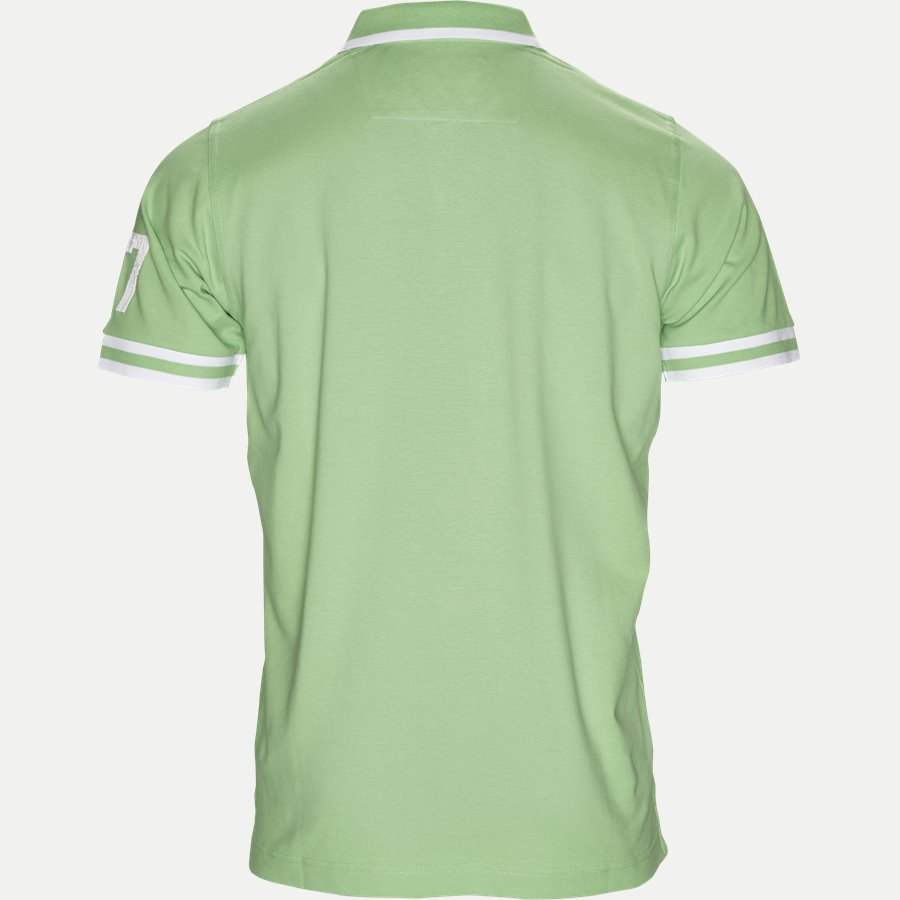 13183 67 - Polo T-shirt - T-shirts - Regular - GRØN - 2