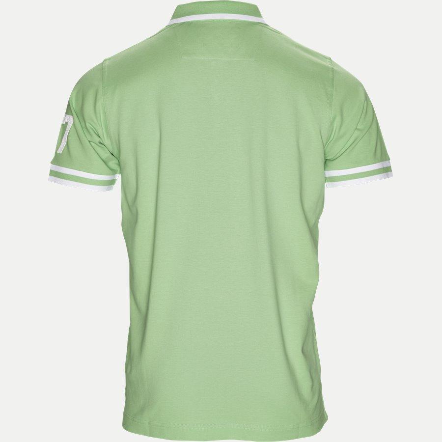13183 67 - Polo T-shirt - T-shirts - Regular - GRØN - 2