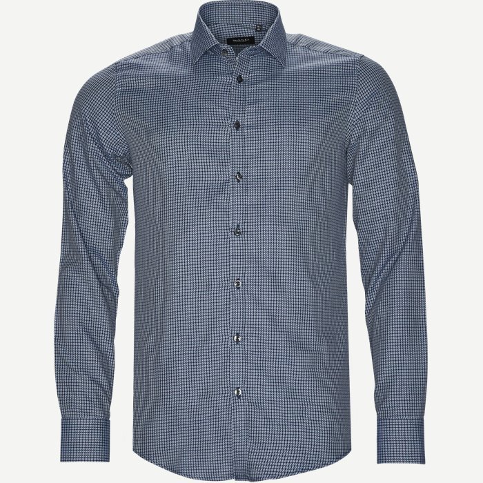 Iver/State Skjorte - Skjorter - Blå