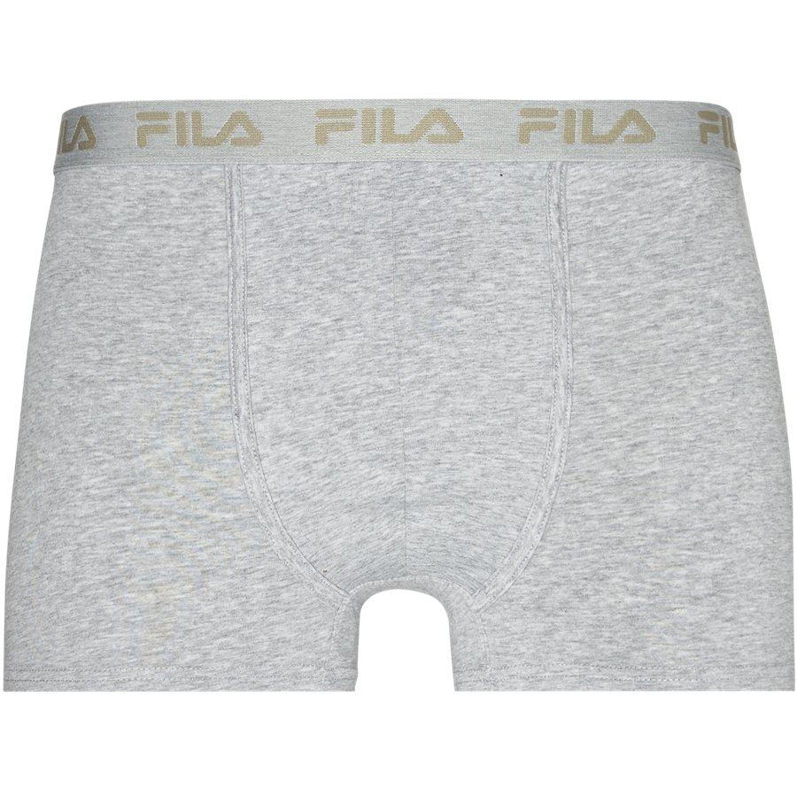 FU5004 1 PACK - Underkläder - Regular - GRÅ - 1