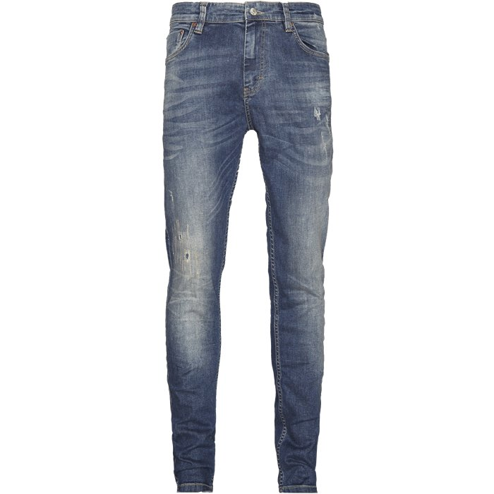 Sicko Real Blue Jeans - Jeans - Regular - Denim
