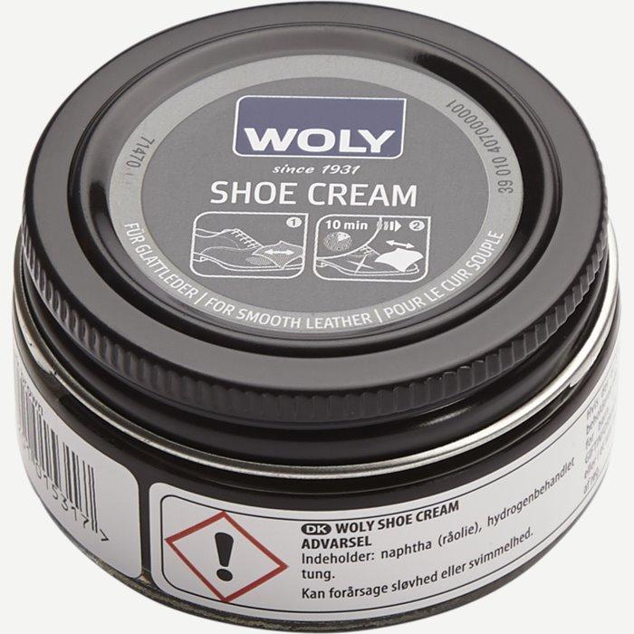 Shoe Cream - Accessories - Sort