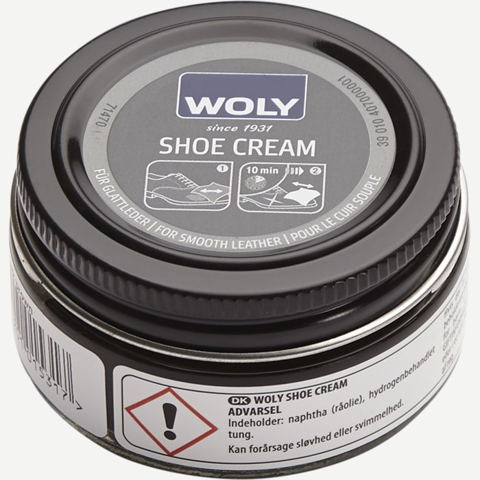 Shoe Cream - Accessories - Sort