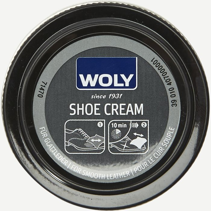 Shoe Cream - Accessories - Hvid