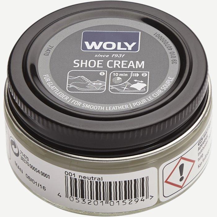 Shoe Cream - Accessories - Hvid