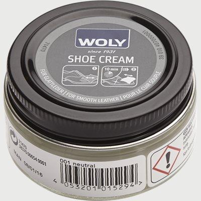 Shoe Cream Shoe Cream | Hvid