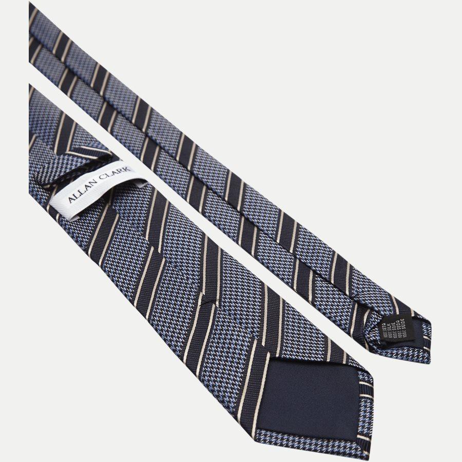 K572 - Krawatten - NAVY - 3