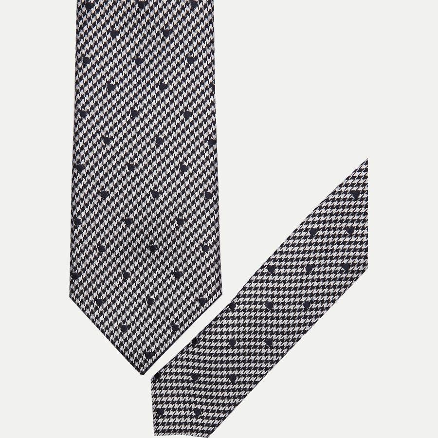 K573 - Krawatten - NAVY - 2