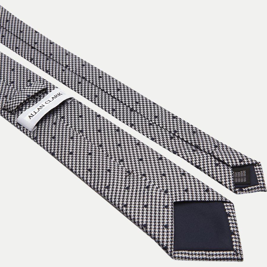 K573 - Krawatten - NAVY - 3