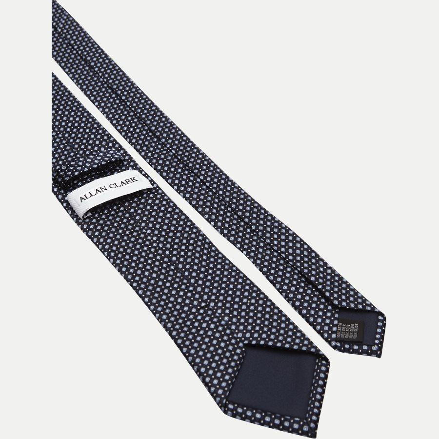 DES#R118 - Krawatten - NAVY - 3