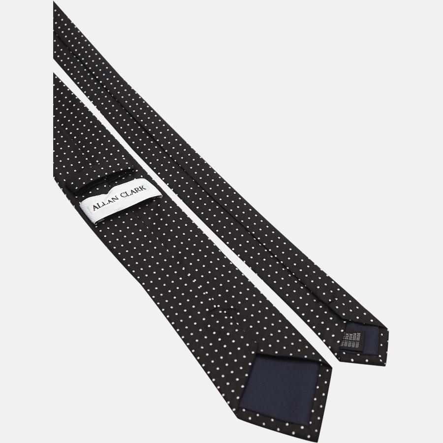 DES#T88 - Krawatten - BLACK - 3