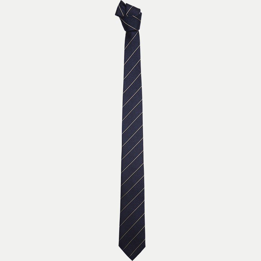 K560 - Krawatten - NAVY - 1
