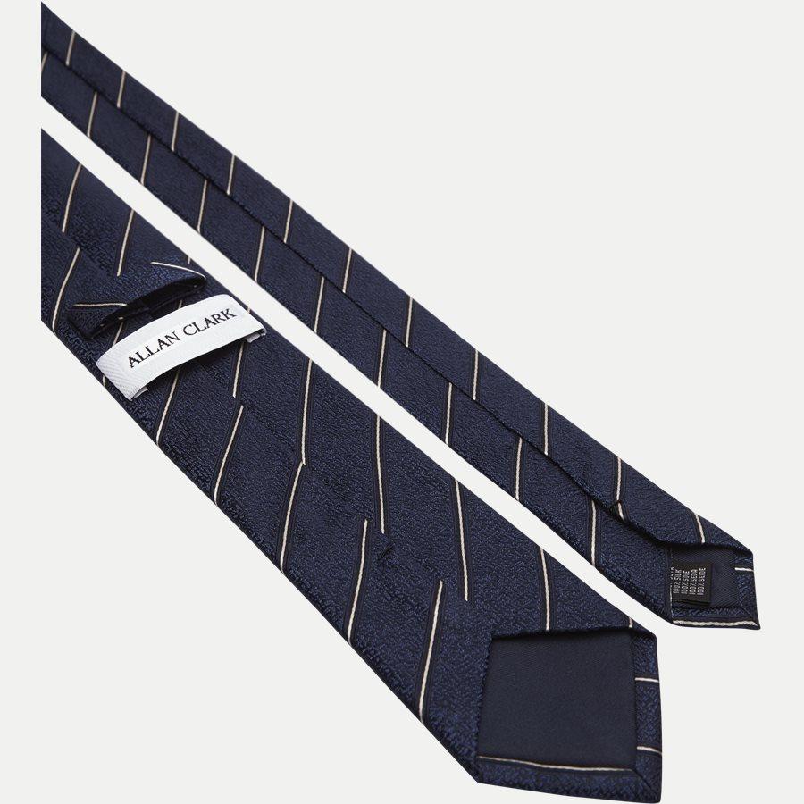 K560 - Krawatten - NAVY - 3