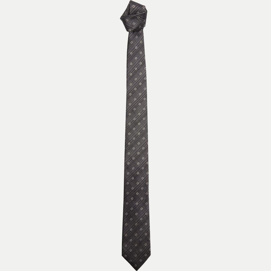 K541 - Krawatten - GREY - 1
