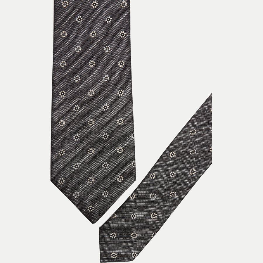 K541 - Krawatten - GREY - 2