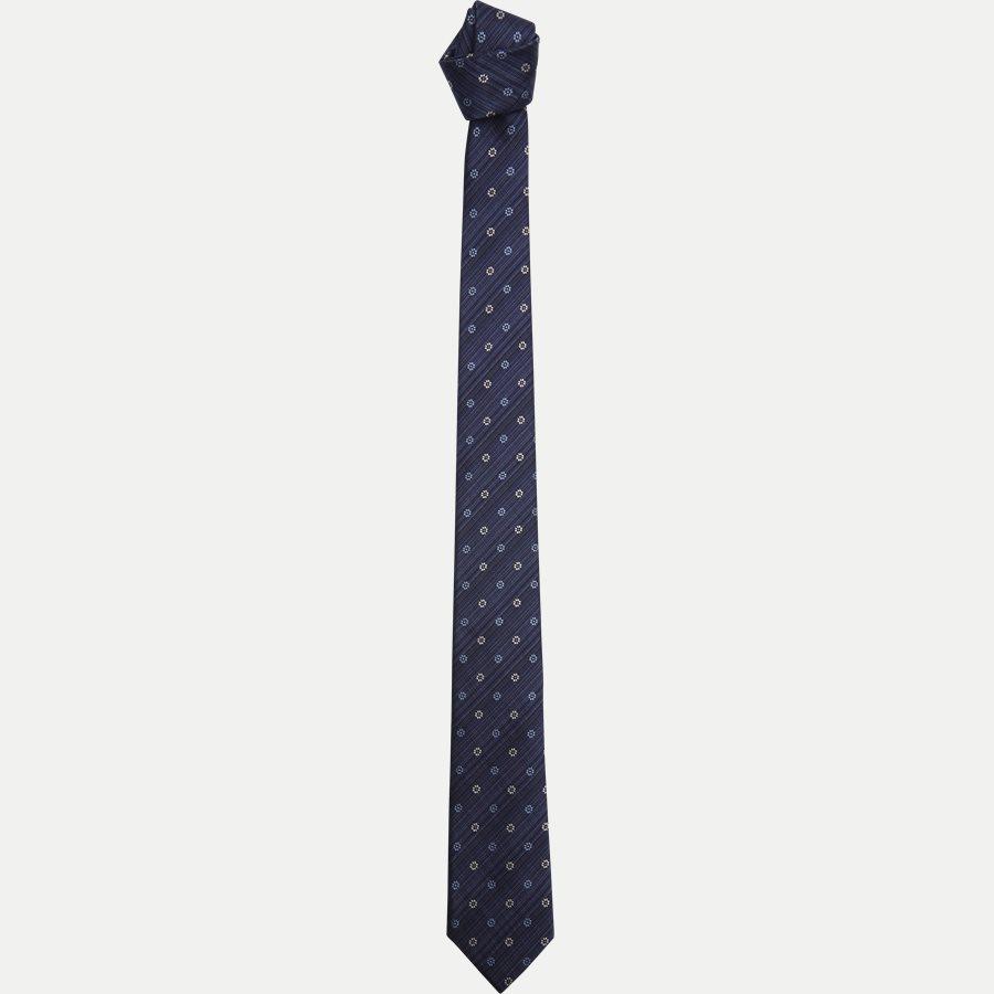 K541 - Krawatten - NAVY - 1