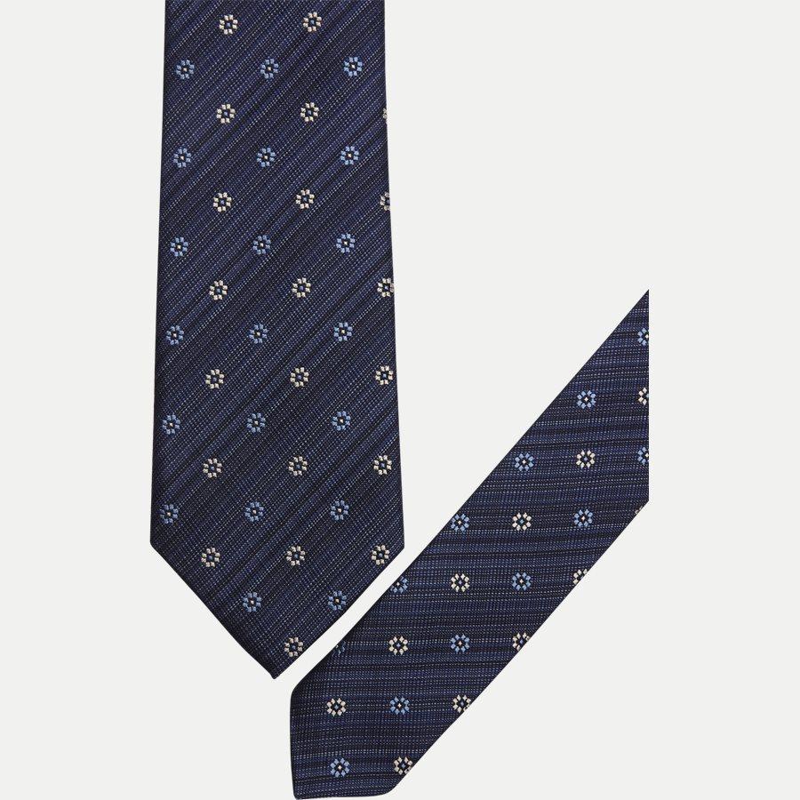 K541 - Krawatten - NAVY - 2